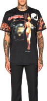 Givenchy Columbian Fit Heavy Metal Tee