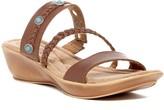 Minnetonka Helene Wedge Platform Sandal