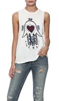 Spiritual Gangster Hamsa Shirt