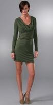Modal Jersey Long Sleeve Dress