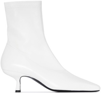 BY FAR Audrey 55mm ankle boots