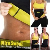 JOYMODE Hot Shapers Thermal Slimming Waist Belt Shaper Sauna Fitness Slimming Workout Pants Women Body Shaper Sports Vest S-XXXL