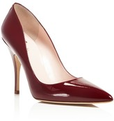 Kate Spade Licorice Pointed Toe Pumps