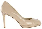 Karen Millen Peep Toe Stiletto Sandals