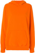 MM6 MAISON MARGIELA oversized long sleeve hoodie