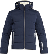 Fendi Bag Bugs hooded ski jacket