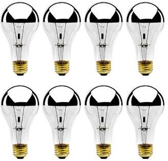 Bulbrite 100 Watt, A21 Incandescent, Dimmable Light Bulb, Warm White (2700K) E26/Medium (Standard) Base Industries