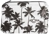 Aloha Collection Mid Size Coco Palms Pouch