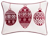 Nobrand No Brand Holiday Velvet Ornament Pillow