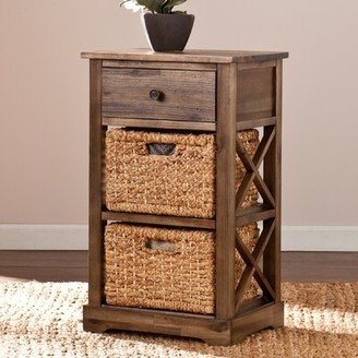 Three Posts Mcmurry 1 Drawer End Table