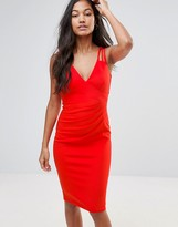 Jessica Wright Pencil Midi Dress
