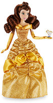 Disney Belle Classic Doll with Chip Figure - 12''