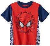Marvel Toddler Boy Spiderman Tee