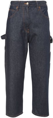 MM6 MAISON MARGIELA Cargo Cotton Denim Jeans