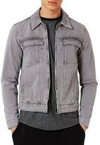 Topman Waverly Western Denim Jacket