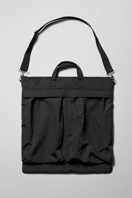 Weekday Asher Travel Bag - Black