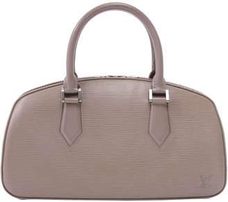 Louis Vuitton Lilac Epi Leather Jasmin Bag