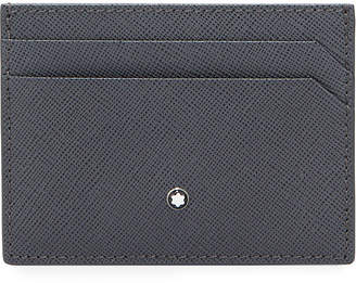 Montblanc Men's Sartorial Pocket 5cc Card Case