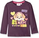 Nickelodeon Girl's Paw Patrol Cool Pups T-Shirt,(Manufacturer Size: 5 Years)