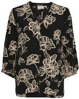 Inwear Magnolia Floral Blouse
