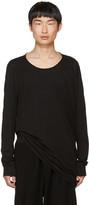 Julius Black Cut & Sewn T-Shirt
