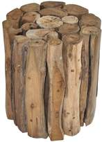 Soundslike HOME Round Woody Stool
