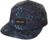 Quiksilver Graded Strapback Cap Blue