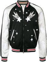 Coach Stars bomber jacket
