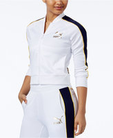 Puma Clyde T7 Cropped Track Jacket