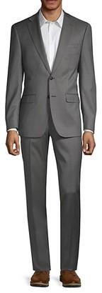 Calvin Klein X Slim-Fit Wool Suit