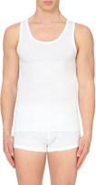 Hanro Core Precision cotton-blend vest