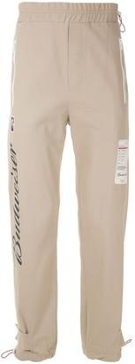 Piet X NBA X Budweiser cargo trousers