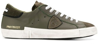 Philippe Model low-top sneakers