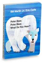 Eric Carle Polar Bear Polar Bear What Do You Hear? Board Book