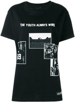 Les (Art)ists The Youth Always Wins T-shirt - women - Cotton - M