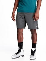 Old Navy Go-Dry Basketball Shorts with Dry-Touch for Men