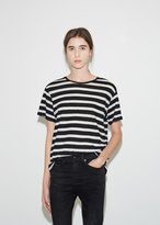 R 13 Stripe Boy Tee