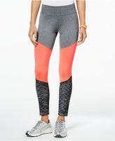 Energie Active Juniors' Autumn Colorblocked Yoga Leggings