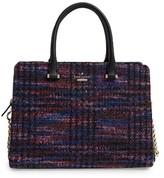 Kate Spade Emerson Place Olivera Tweed Satchel - None