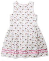Boho Babe Iris Print Dress
