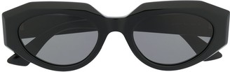 Bottega Veneta BV1031S oval-frame sunglasses