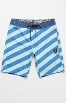 "Volcom Stripey Stoneys 19"" Swim Trunks"