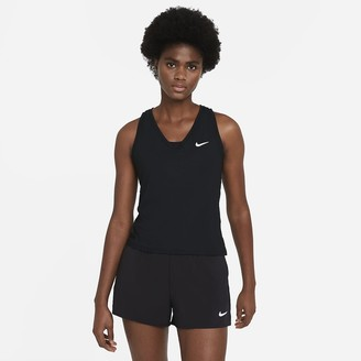 Nike Women's Tennis Tank NikeCourt Victory