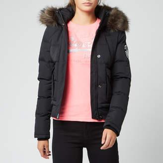 Superdry Women's Everest Ella Bomber Jacket