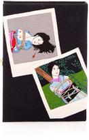 Olympia Le-Tan Araki Book Clutch