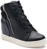 Hidden Wedge Sneakers - ShopStyle