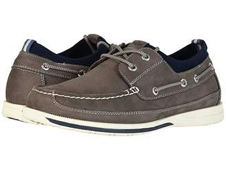 Dockers Homer Smart Series Leather Boat Shoe with Smart 360 Flex and NeverWet