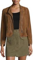 Derek Lam 10 Crosby Women's Studded Leather Jacket