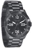 Nixon Private SS Watch - Men's ( All Black )