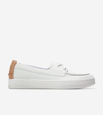 Cole Haan Cloudfeel Weekender Boat Shoe
